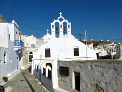 Amorgos's Hora deserves to be explored by foot...there are so many lovely streets to stroll through