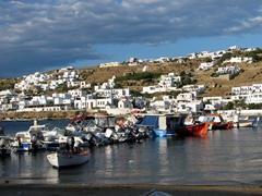 Snapshot of Hora's port