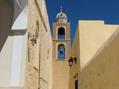 Bell tower of Agios Giorgos