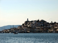 After a day in Poros, we could see why the town is so popular