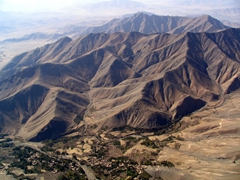 The rugged terrain of Afghanistan is such a sight to behold from helicopter...we loved every helo ride we could get
