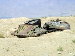 Remnants of the Afghan-Russian War
