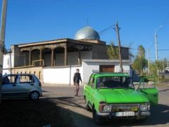 Tashkent street scene