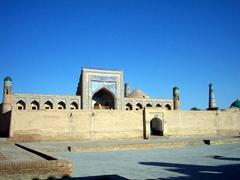 Mohammed Amin Khan Madrassa; Khiva