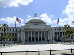 El Capitolio (capitol building of Puerto Rico)