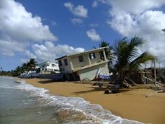 A cautionary tale of building too close to the sea; Rio Grande