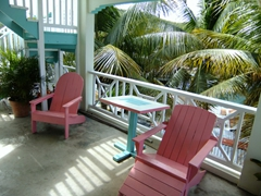 Mamacitas was the perfect place to stay; Culebra