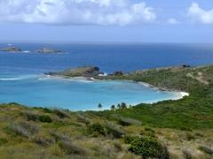 "Playa Tortuga's ""The Baths""; Culebrita"