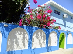 Colorful Caribbean colors; Culebra