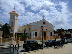 Catholic church of Isabel Segunda