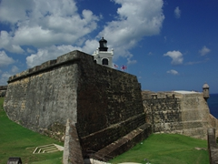 El Morro Fort is a must-see while in Old San Juan