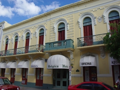 Hotel Belgica, our central Ponce lodging choice