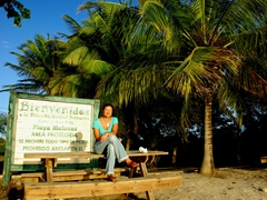 Playa Melones is the best spot to watch the sun set on Culebra