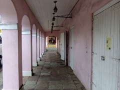 Christiansted is a small and charming town composed of graceful neo-classical buildings