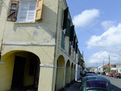 We found the locals in St Croix to be very friendly and helpful...walking the streets of Frederiksted was a joy