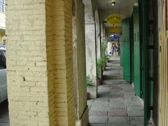 Shopping opportunities galore in pretty Christiansted