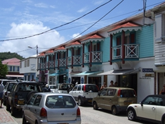 Shopping galore reigns at Gustavia's boutique stores