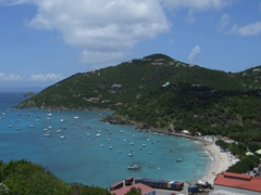 St Bart's has plenty of beautiful beaches to lounge the day away