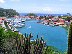 Gustavia is one of the Caribbean's prettiest capital cities!