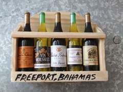 Freeport wine magnet