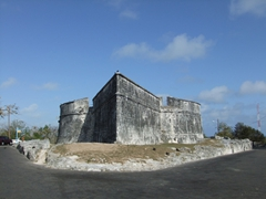 Fort Fincastle; Nassau