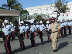 The Royal Bahamas Police Force; Nassau