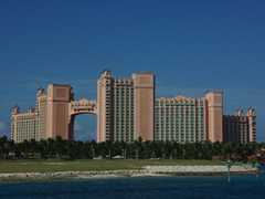The Bridge Suite at The Atlantis, Paradise Island costs a whopping $23835 for one night's stay!