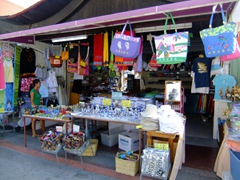 Cheap prices and a vast selection of souvenirs make Aruba an ideal Caribbean island to stock up on yet more crap
