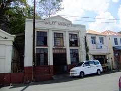 Old meat market; St George