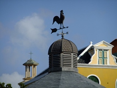 Weathervane in Willemstad