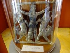 Iranian hunting scene; Kura Hulanda Museum