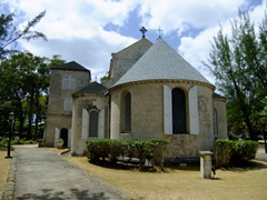 "St. James stands on one of the oldest parcels of consecrated land on Barbados, often referred to as ""God's acre"""