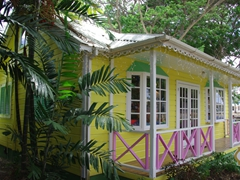 An inviting place to shop; Chattel Village in Holetown