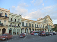 We found Havana to be an easy walking city, with frequent stops to admire the architecture
