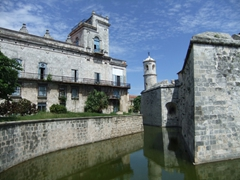 View of Castillo de la Real Fuerza, the oldest existing fort in the Americas