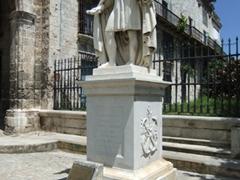 Statue of Fernando VII; Plaza de Armas