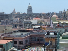 Skyline of Havana