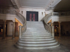 Marble staircase of the Grand Theater