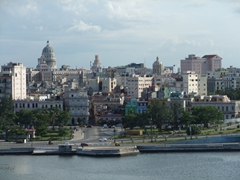 View of Havana from the Morro