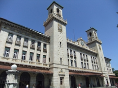 Havana Train Station