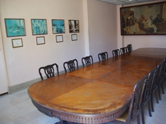 Meeting room for Havana's revolutionary leaders; Museum of the Revolution