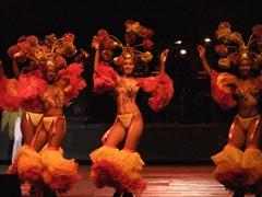 Tropicana cabaret dancers