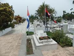 Gravestone of one of the 26 July revolutionaries; Cementerio De Santa Ifigenia