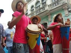 Performers; Fiesta del Fuego