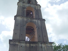 The watch tower of Manaca Iznaga offers amazing 360 degree views of the surrounding countryside