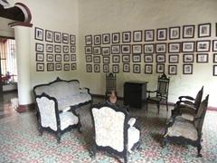 Interior of Casa de la Trova; Parque Ignacio Agramonte