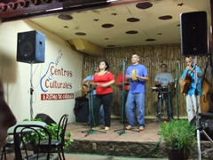 Great Cuban music on display at Centros Culturales in Vinales