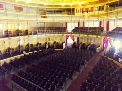 Interior of the Tomas Terry Theater; Cienfuegos