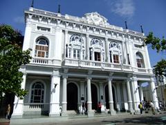 Cienfuegos library