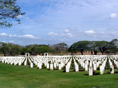 Bomana War Cemetery, Sogeri Plateau
